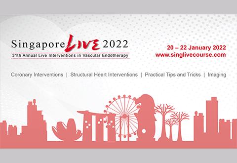 31st Singapore Live 2022