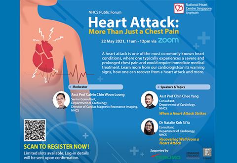 NHCS Heart Attack Public Forum 2021