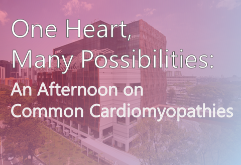 One Heart, Many Possibilities: An Afternoon on Common Cardiomyopathies