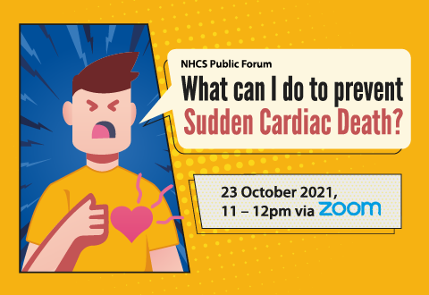 What can I do to prevent Sudden Cardiac Death