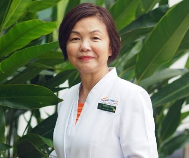 ​Ms Patricia Yong, Deputy Director, Nursing was conferred the 2020 President's Award for Nurses on 21 July 2020