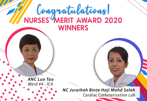 Nurses' Merit Award 2020 Winners: They Inspire Others To Do Better