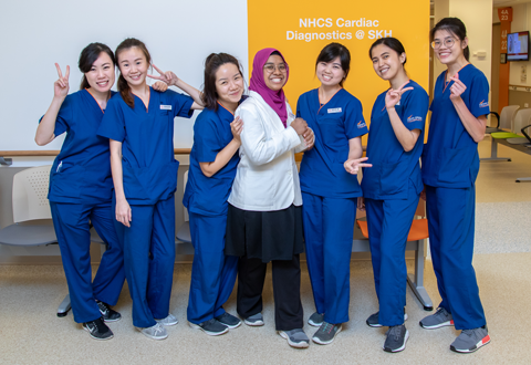 NHCS Cardiology @ SKH: One Year On
