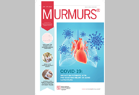 Murmurs Newsletter Issue 36 (Jan – Apr 2020)