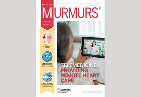 Murmurs Newsletter Issue 38 (Sep – Dec 2020)