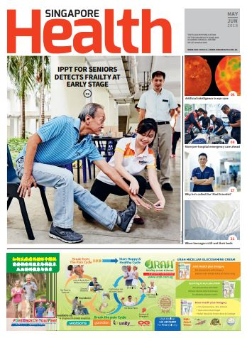 Singapore Health May-June 2018 Issue