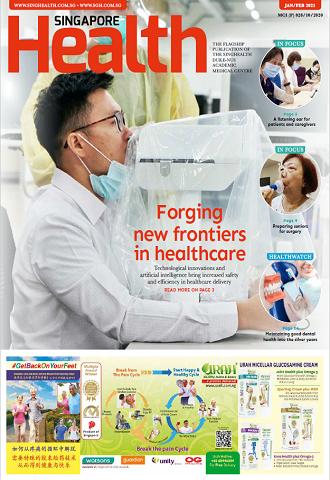 Singapore Health Jan-Feb 2021 Issue
