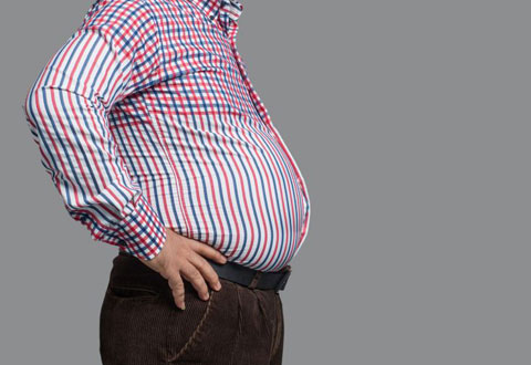 Diabetic patients who are trim but have a belly face high risks: Study