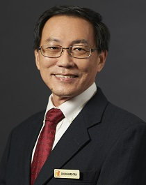 Dr Richard Tan Tiong Heng from Sengkang General Hospital