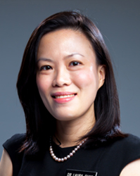 Dr Chan Lihua Laura from National Heart Centre Singapore