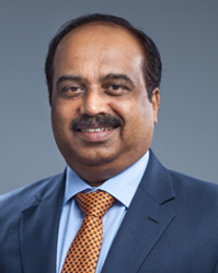 Dr Naik Madhava Janardhan from National Heart Centre Singapore