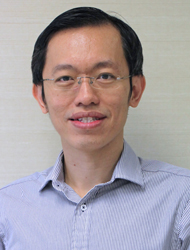 Adj Asst Prof Tang Hak Chiaw from National Heart Centre Singapore